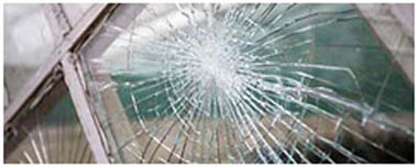 Birmingham Smashed Glass
